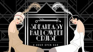 Speakeasy Halloween Party Cruise