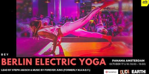 Electric Yoga ADE 17.10.19 (18:00 - 19:00)