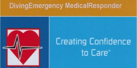 Diving Emergency Medical Responder Course tickets