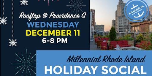 Millennial Rhode Island Holiday Social