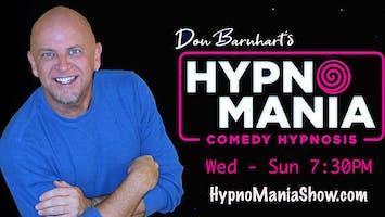 """Don Barnhart's Hypnomania Comedy Hypnosis Show"""