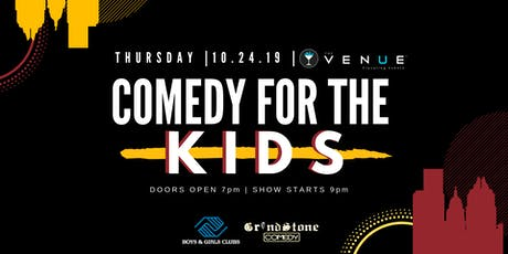 Comedy For The Kids tickets