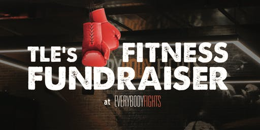 TLE's Fitness Fundraiser at Everybodyfights Gym