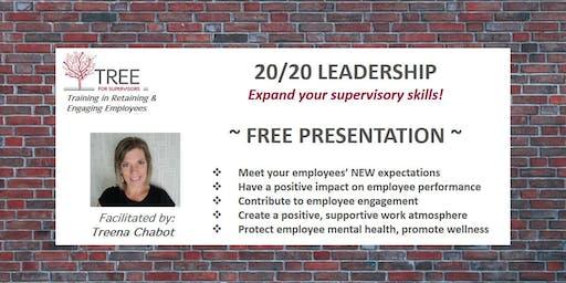 20/20 Leadership