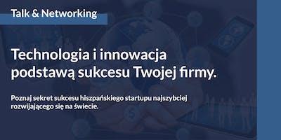 Technologia i innowacja podstawą sukcesu Twojej firmy.