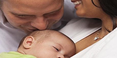 Baby Basics I: Prenatal Baby Class May 6, 2020 tickets