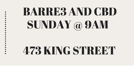 Barre3 and CBD