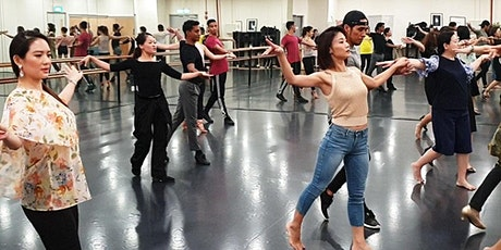 Pick Up Latin Dancing Basics, Quick, Easy & Fun: 1-hour Workshop For Only $25 tickets