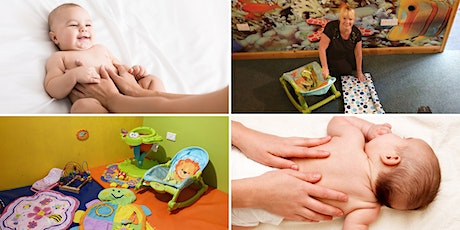 Willow & Ivy Baby Massage Five Week Group Course tickets