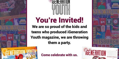 IGeneration Youth Launch Party