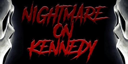 """""""Nightmare On Kennedy"""" Rooftop Costume Party"""