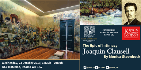 Joaquín Clausell, Mexican Impressionist: The Epic of Intimacy tickets