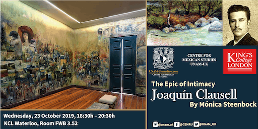 Joaquín Clausell, Mexican Impressionist: The Epic of Intimacy