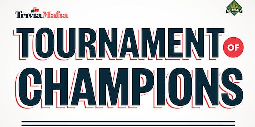 Trivia Mafia Tournament of Champions 2019