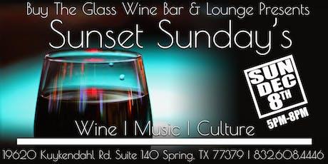 Sunset Sunday's   MUSIC & Wine tickets