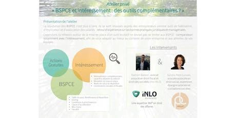 BSPCE et intéressement : des outils complémentaires ? billets
