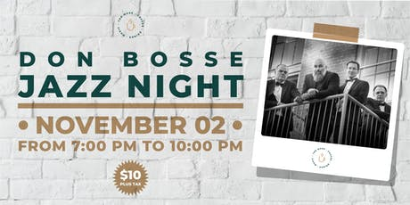 The Muse present Don Bosse Jazz Night tickets