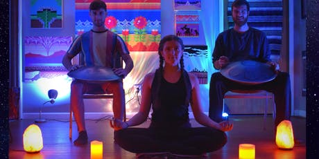Sound Therapy + Yoga at Saymo! tickets