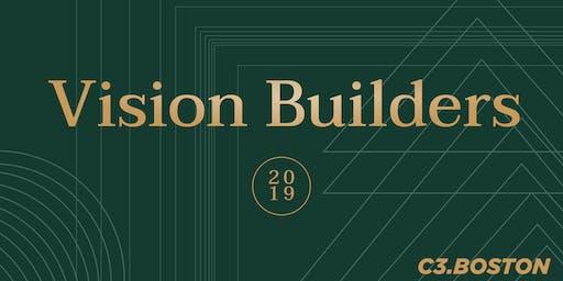 Vision Builders - Gala Dinner