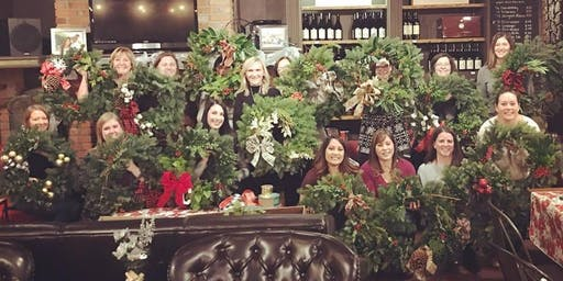 Winter Wreath Decorating Class