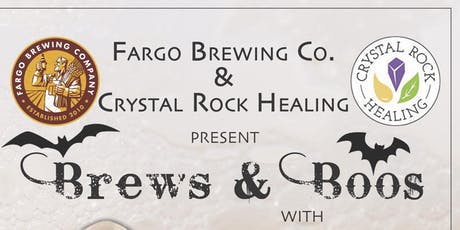 Brews and Boos tickets