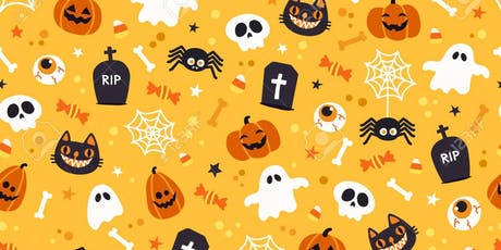 Early Halloween: Improv Comedy Show tickets