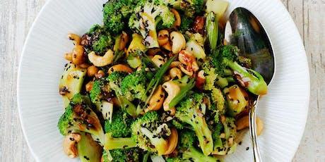 Sweet'n'Sour Broccoli Stir Fry tickets