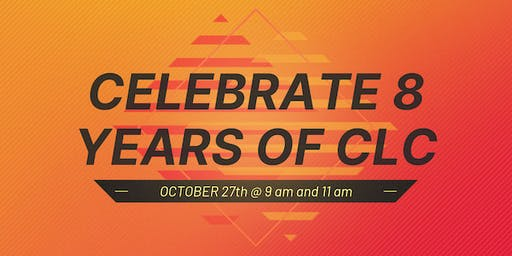 Covenant Life Church Anniversary!