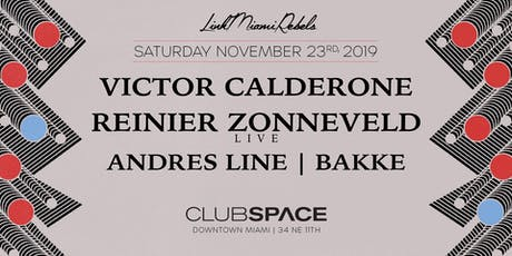 Victor Calderone & Reinier Zonneveld (LIVE) tickets