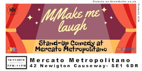 COM(inks) FAIR and Stand-Up Comedy tickets