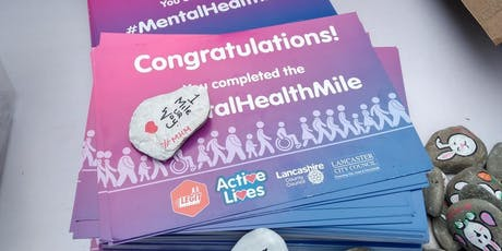 #mentalhealthmile tickets