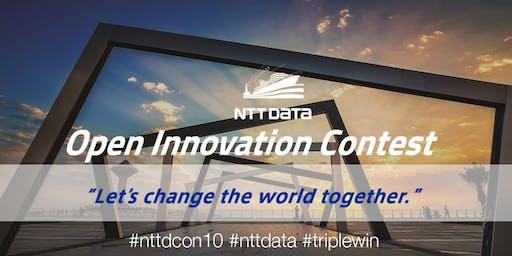 NTT DATA UK Open Innovation 10.0: Edinburgh
