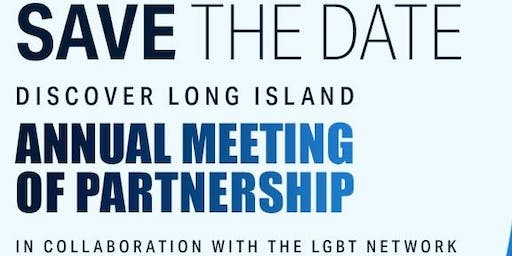 Discover Long Island's 2019 Annual Meeting of Partnership