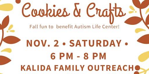 Cookies & Crafts - Fall Fun
