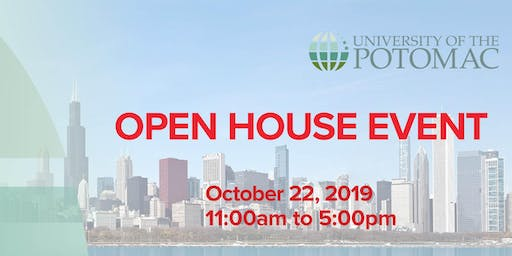 Open House - University of the Potomac (Chicago Campus)