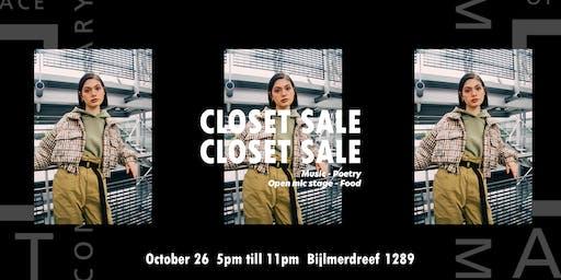 OSCAM x Closet Sale #6