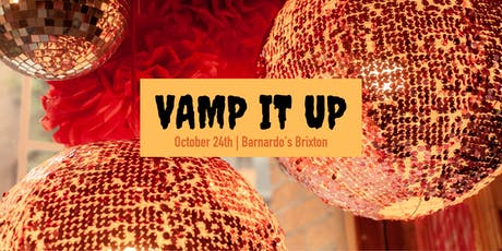 Vamp it Up: sustainable upcycling and  customisation masterclass tickets