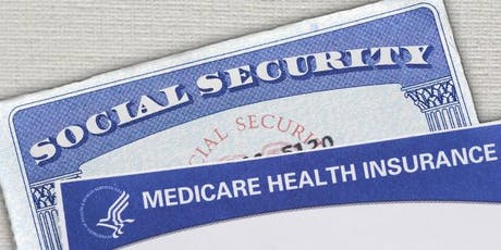 Social Security and Medicare Event with The Harvest Group tickets