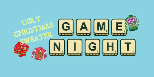 Adult Game Night (Fundraiser)