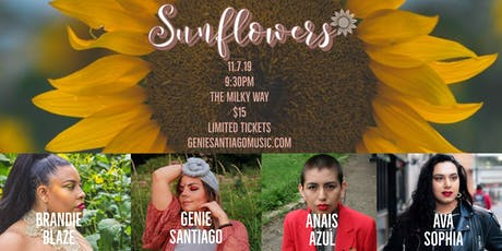 Sunflowers tickets