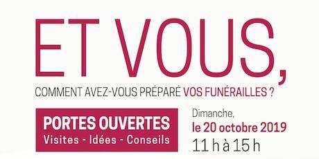 Portes ouvertes Laval tickets