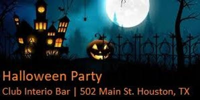 A Very Spooky Halloween Party