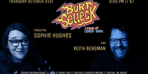 Sophie Hughes & Keith Bergman Live at Stache
