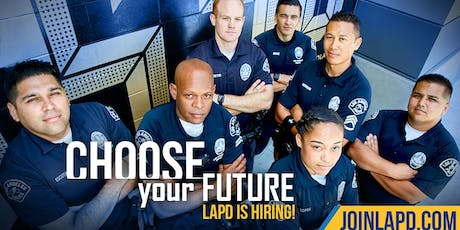 Los Angeles Police Department Hiring Event tickets
