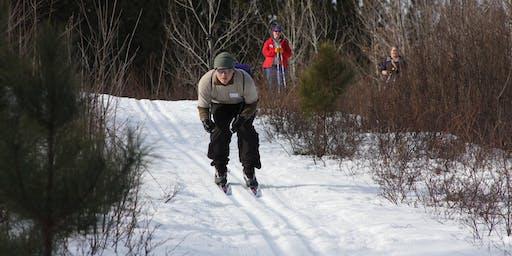 Treehaven- New Year's Ski