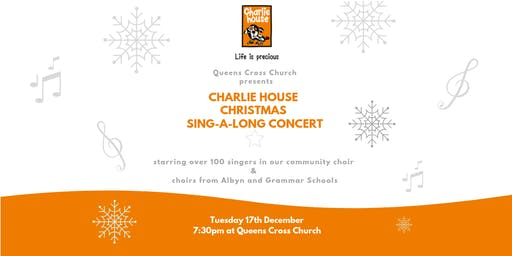 Charlie House Christmas Sing-a-long