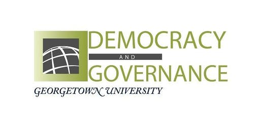 2019 MA in Democracy & Governance Career Panel