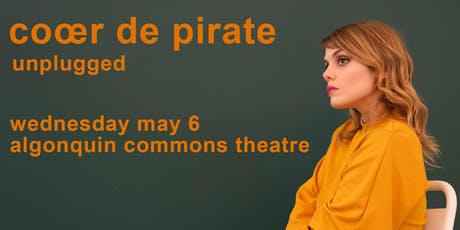 Coeur De Pirate - Unplugged tickets