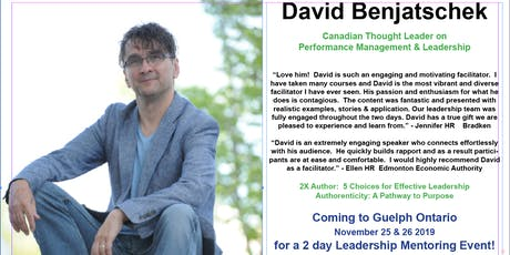 Building Performance Capacity & Flow 2 Day Leadership Mentoring Event tickets