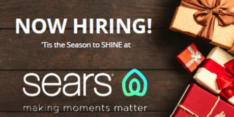 Sears National Hiring Day! tickets